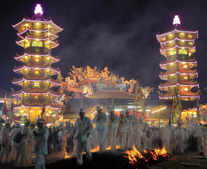 """Malaysia Chinese Nine Emperor Gods Festival"""