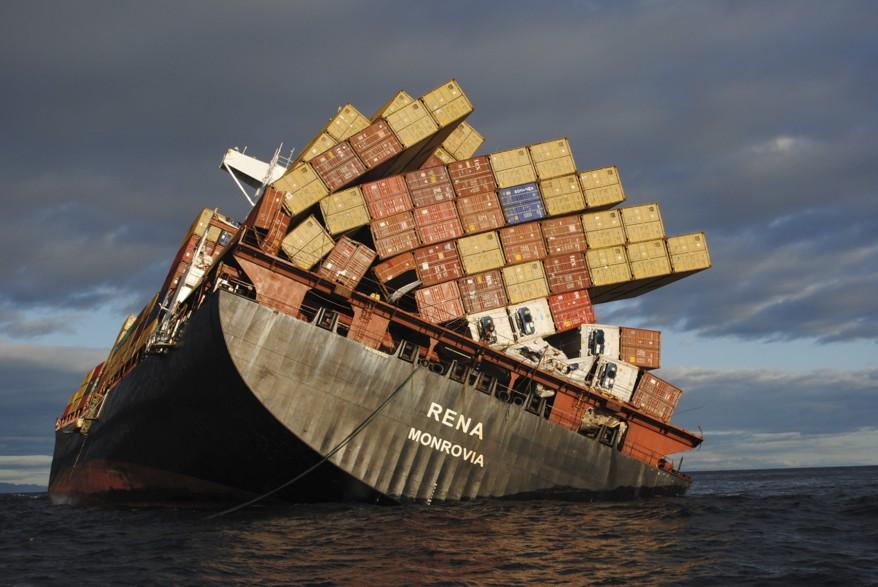 """""""New Zealand Ship"""""""