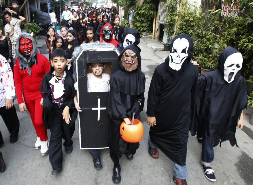 """Philippines Halloween"""
