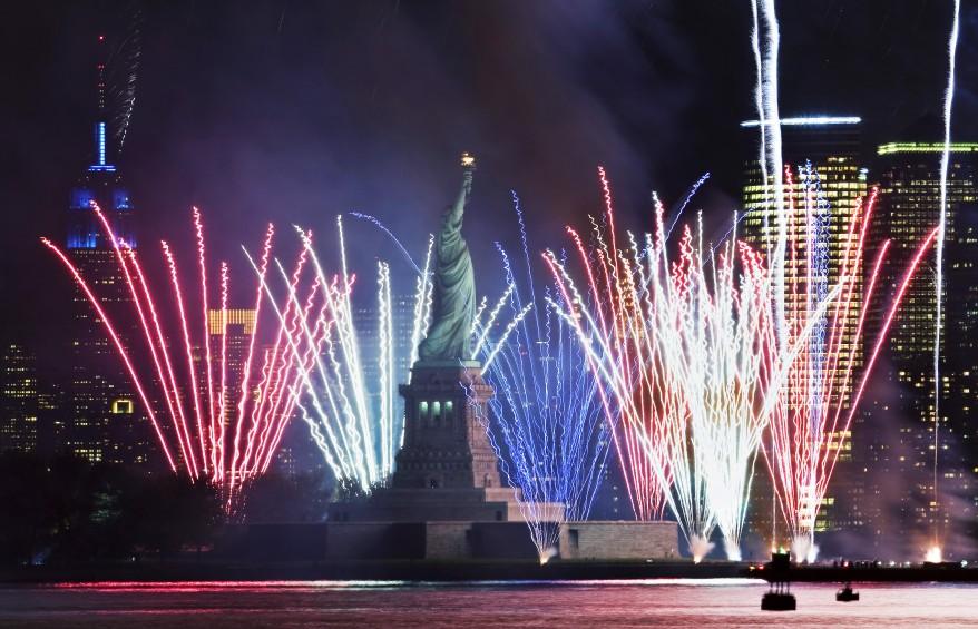 """Statue of Liberty Birthday"""