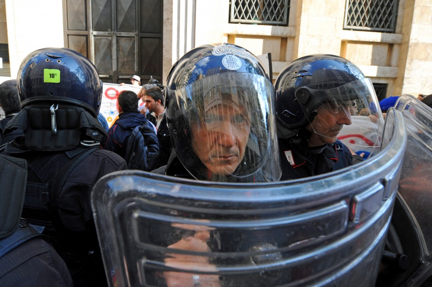 Italy Occupy