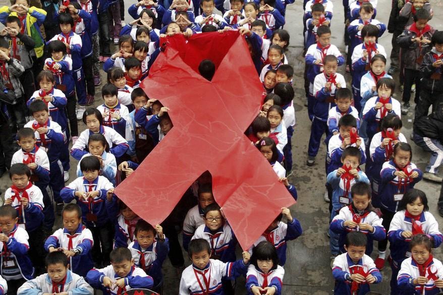 China AIDS Day