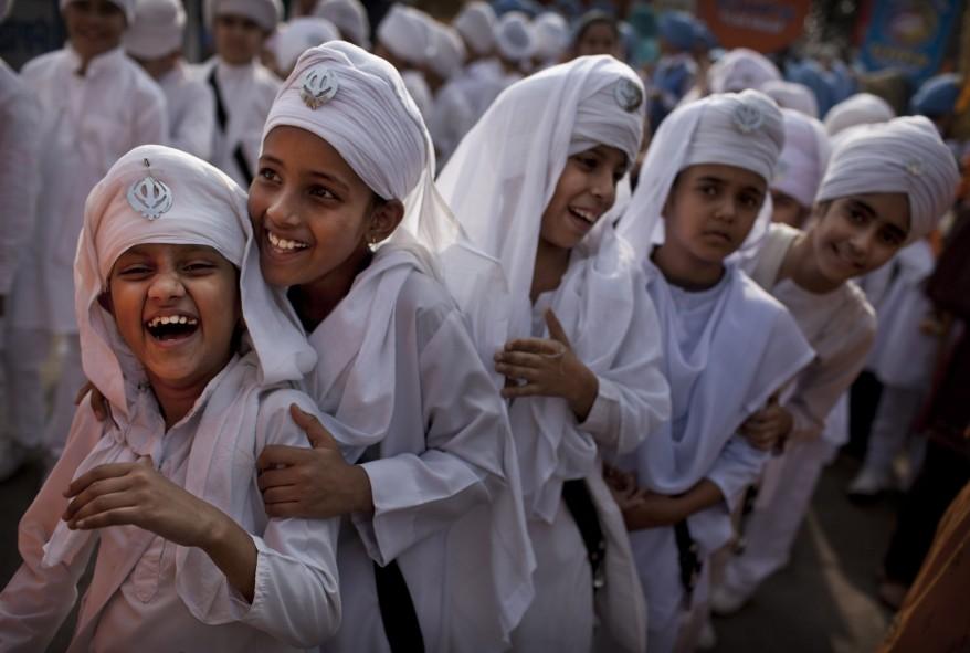 India Sikh Girls