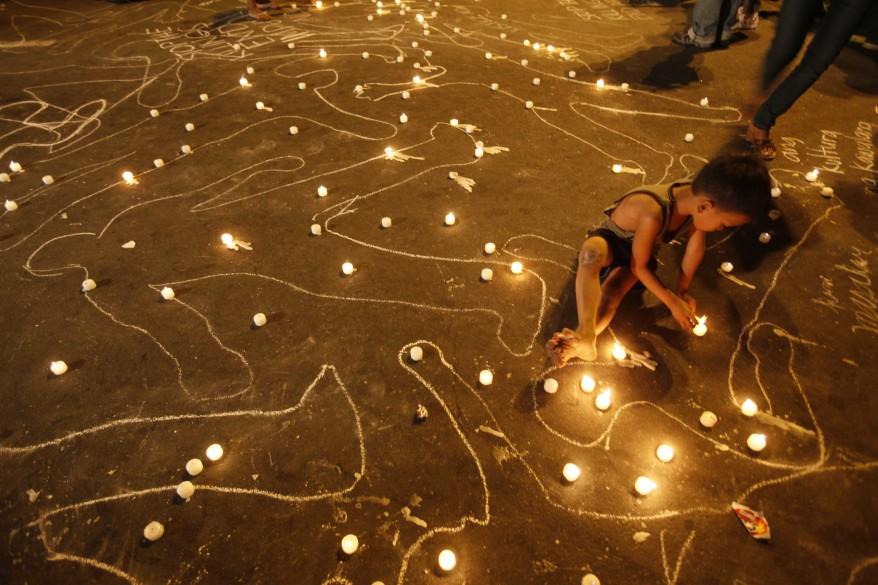 Philippines Massacre Anniversary