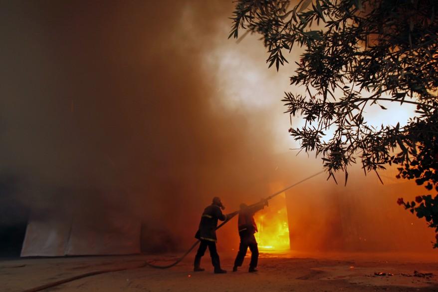 Palestine Fire