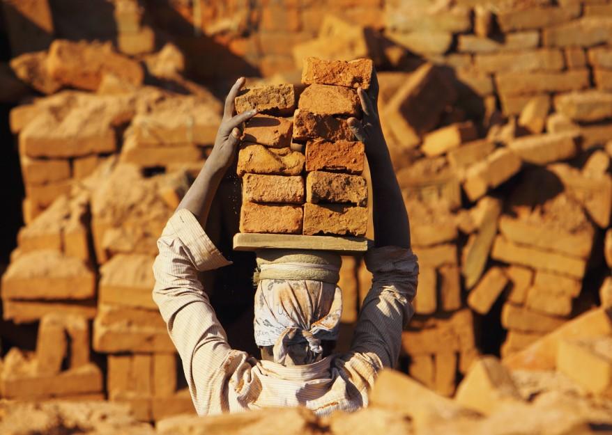 Brick Worker Nepal