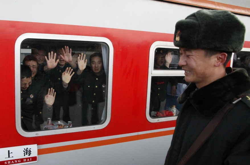 China Retiring Police