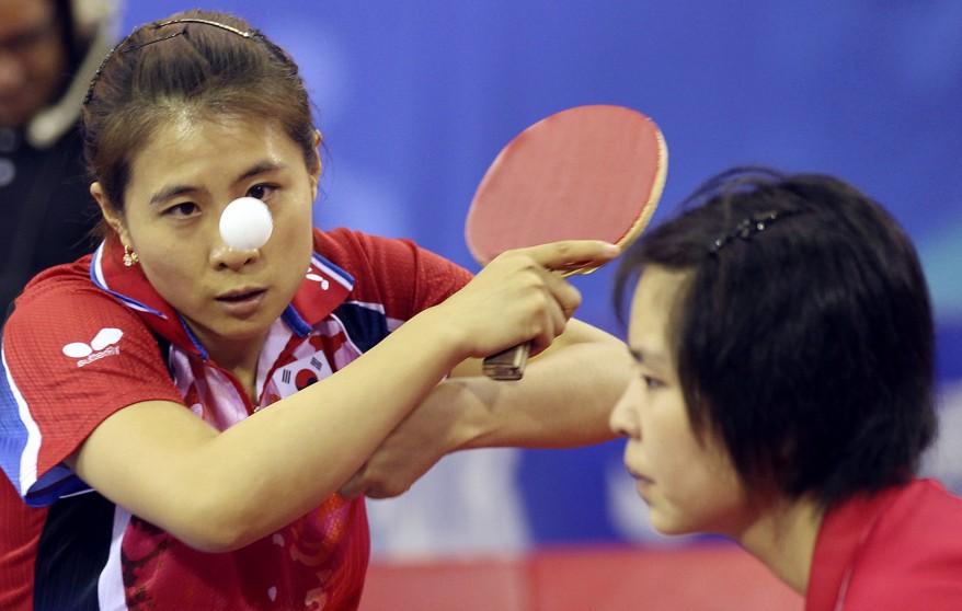 Doha Table Tennis