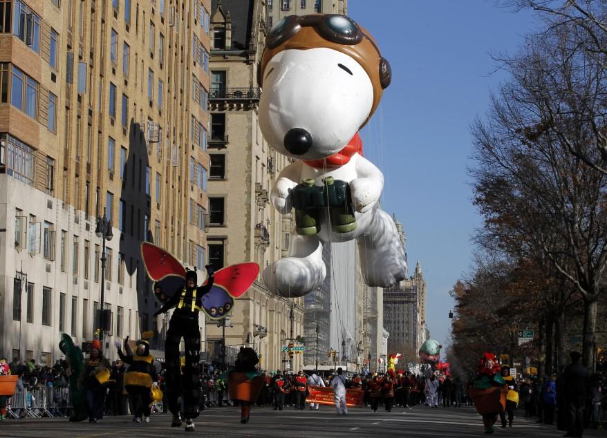 Macys Parade Snoopy