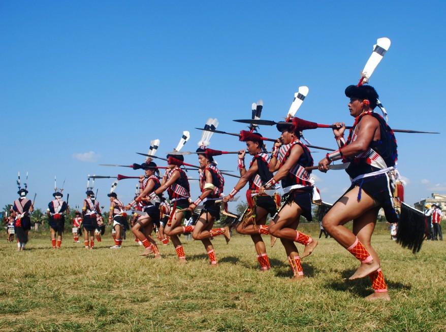 """""""India Naga Tribe"""""""