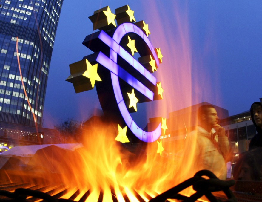 """Germany Financial Crisis Euro"""