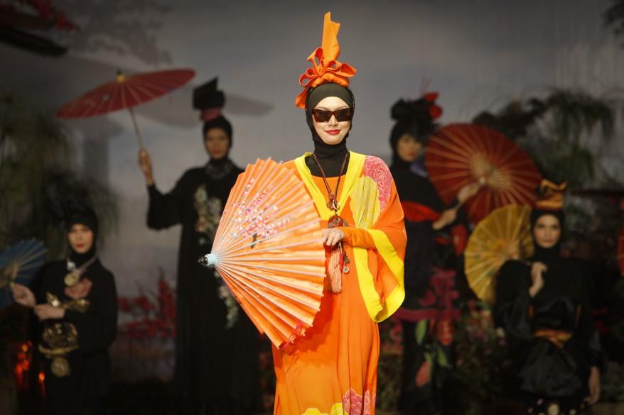 """""""Malaysia Islamic Fashion Festival"""""""