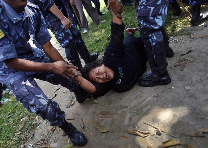 """Nepal Tibet Protest"""