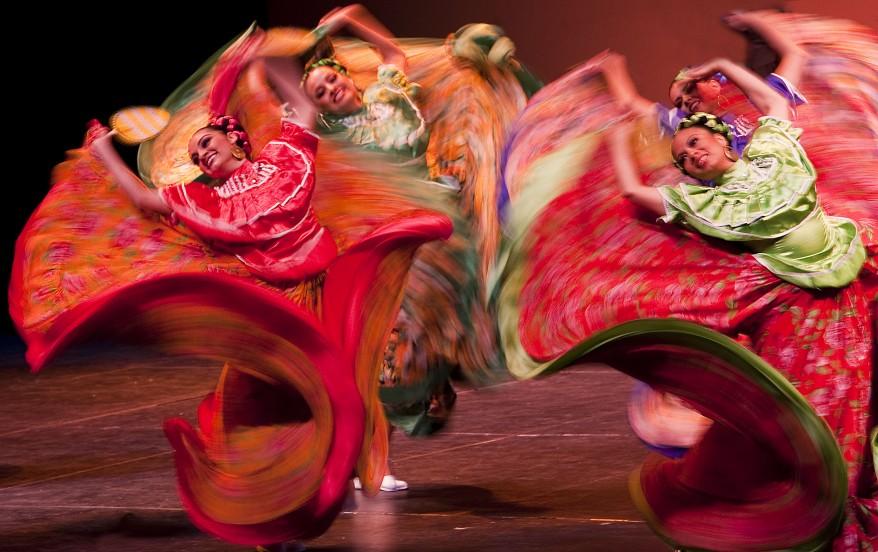 """Colombia Dance Festival"""