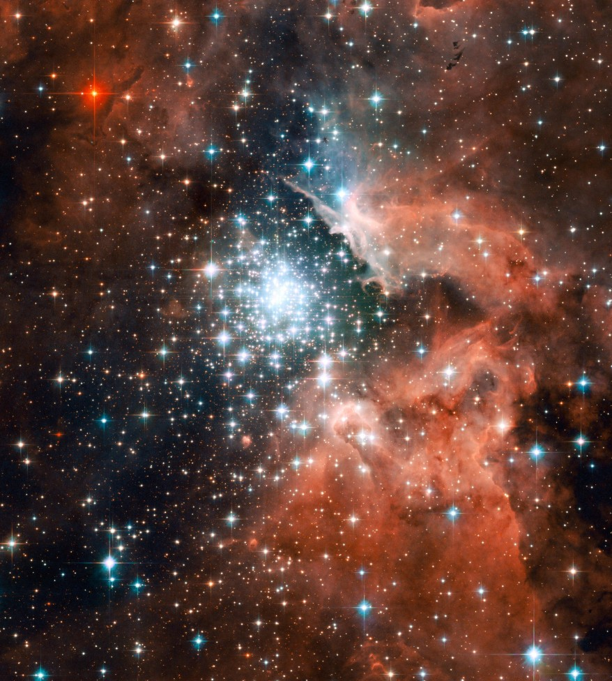 """NASA Young Star Clusters"""