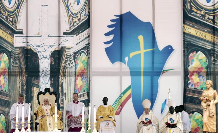 """Pope Benin"""