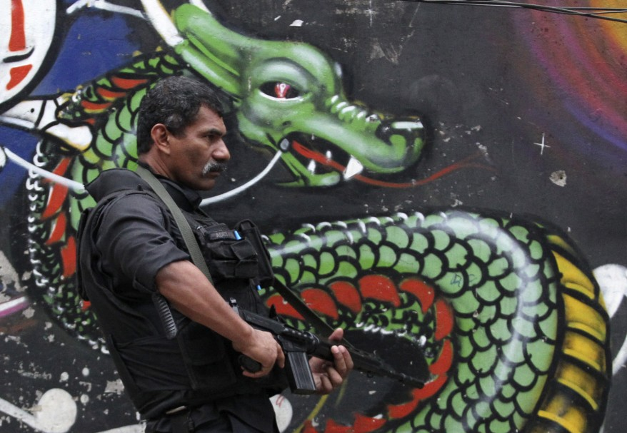 """Brazil Crime"""