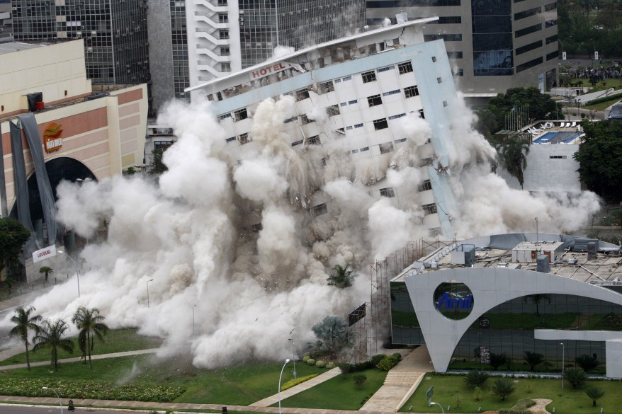 """Brazil Hotel"""