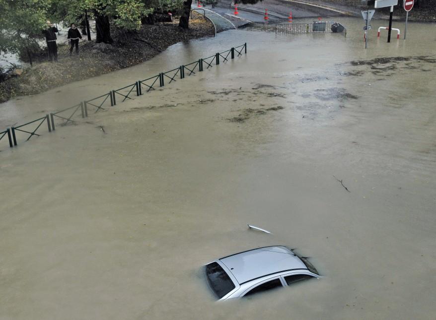 """France Floods"""