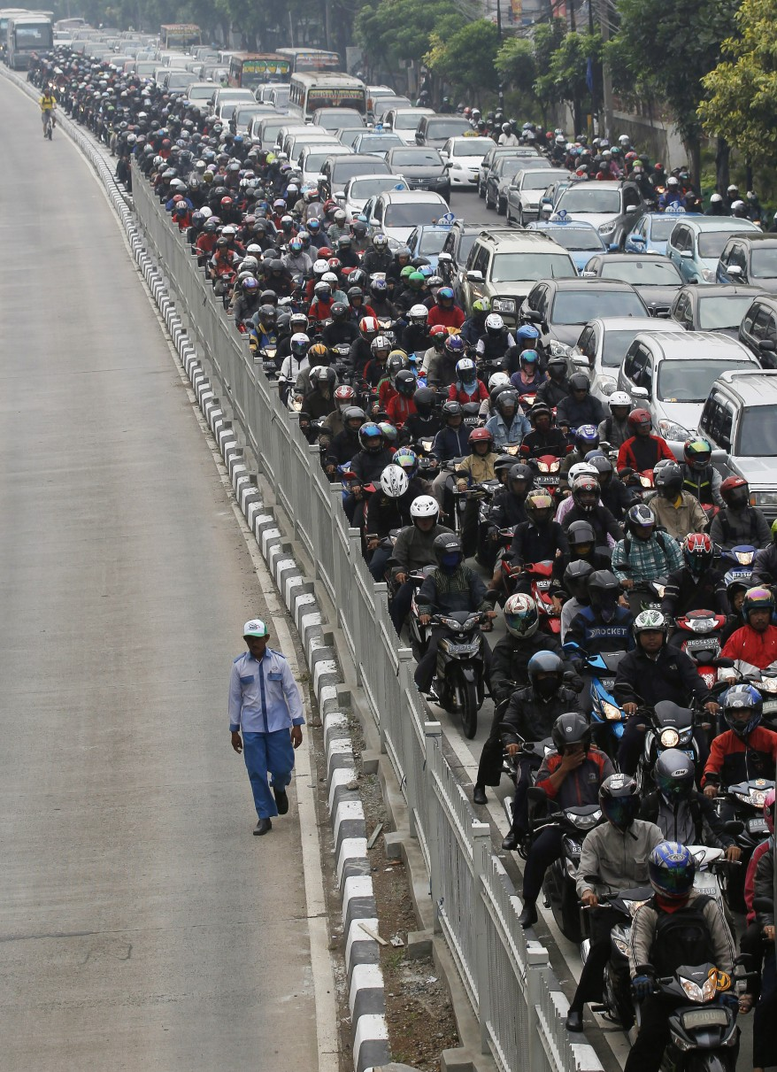 """Indonesia Rush Hour"""