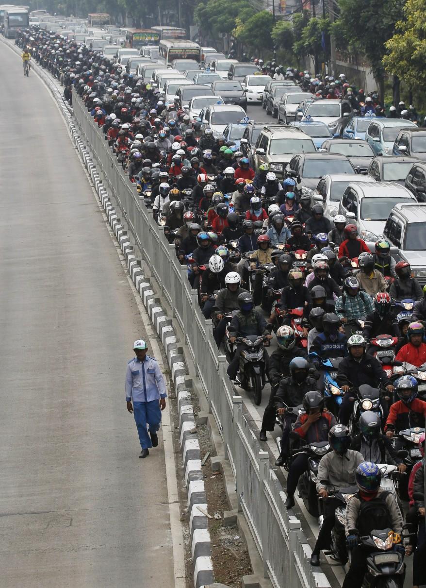 """Indonesia Rush Hour"""