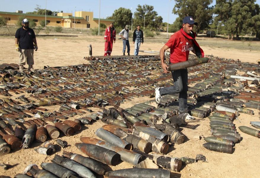 """Libya Weapons"""
