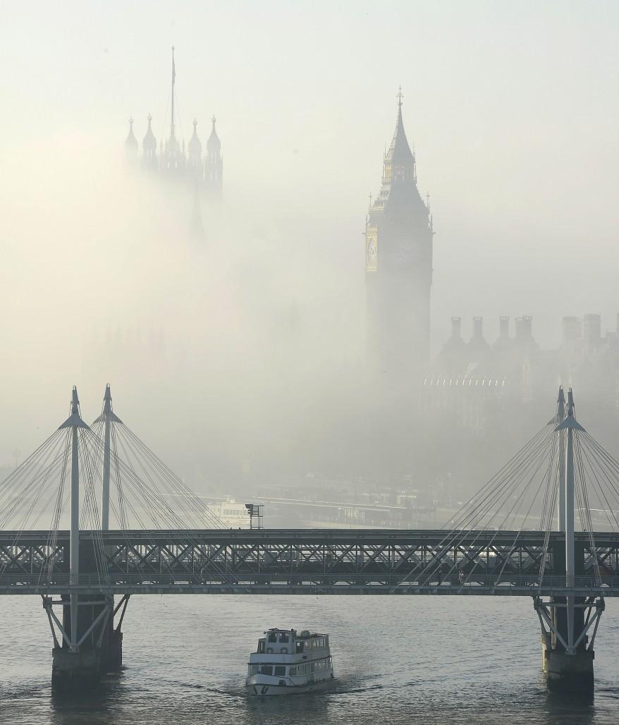 """London Mist"""