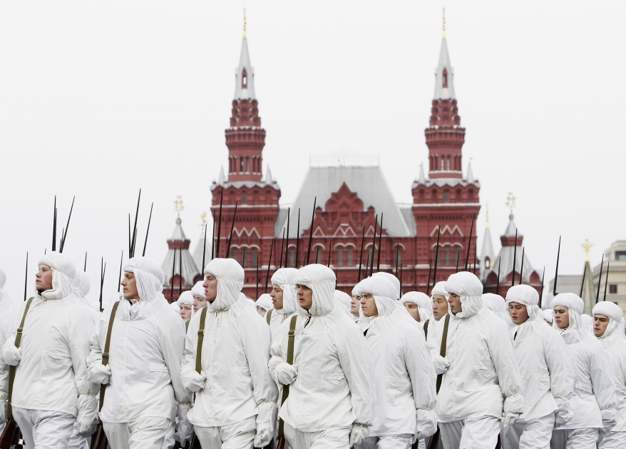 """Russia Military Parade"""