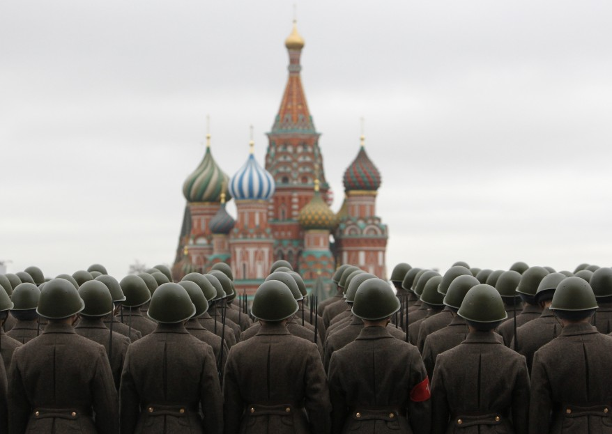 """Russia Red Square"""