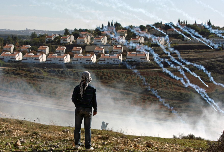 WBank-Teargas