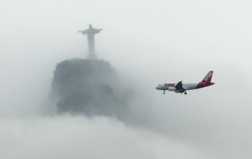 Brazil Airline Merger