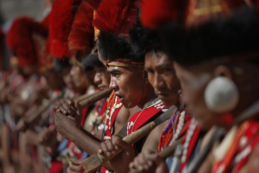 India Naga Festival