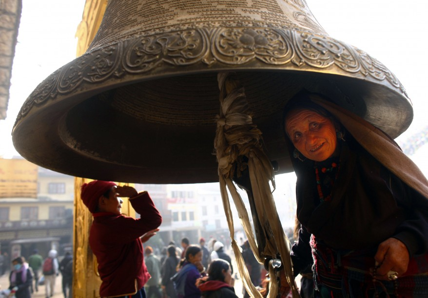 Nepal Buddhist Bell