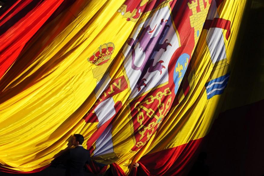 Spain Constitution Crisis