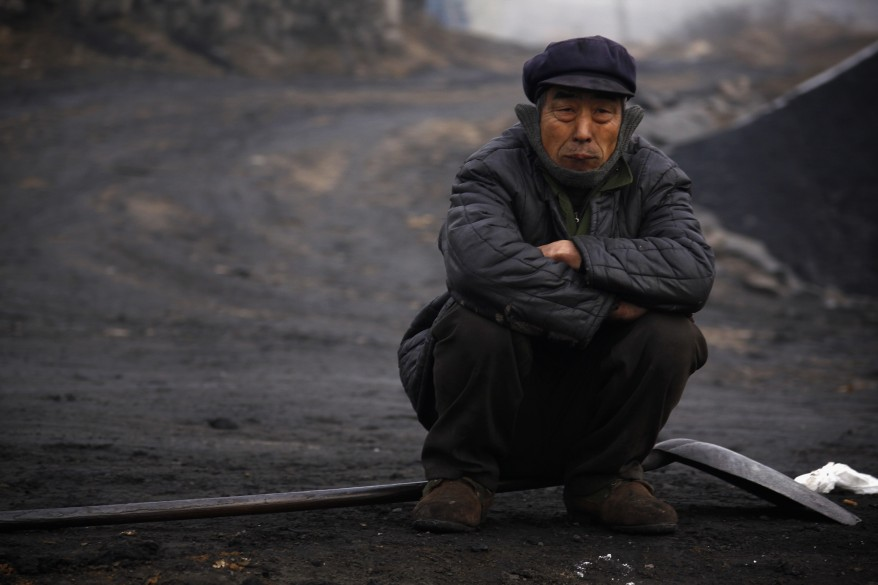 China Coal Worker