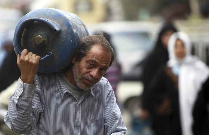 Cairo Egypt Fuel