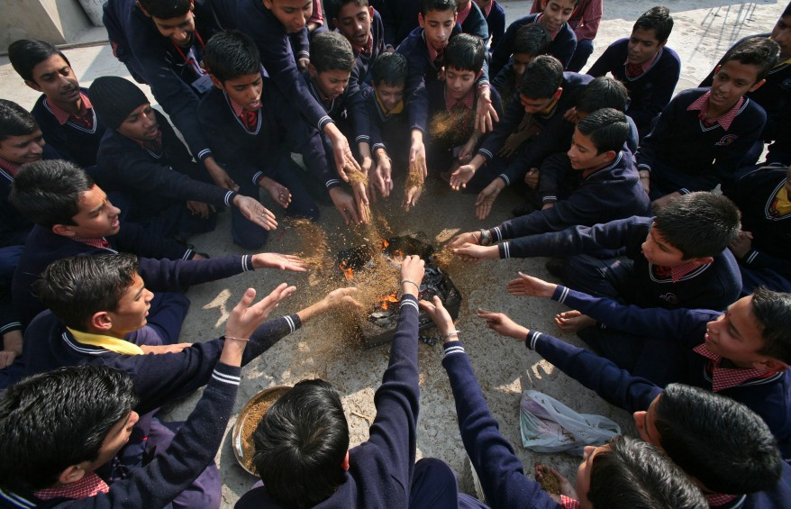 India Fire Prayers