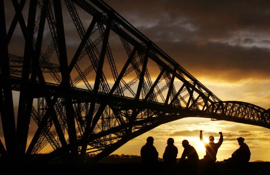 Paint Scotland Bridge