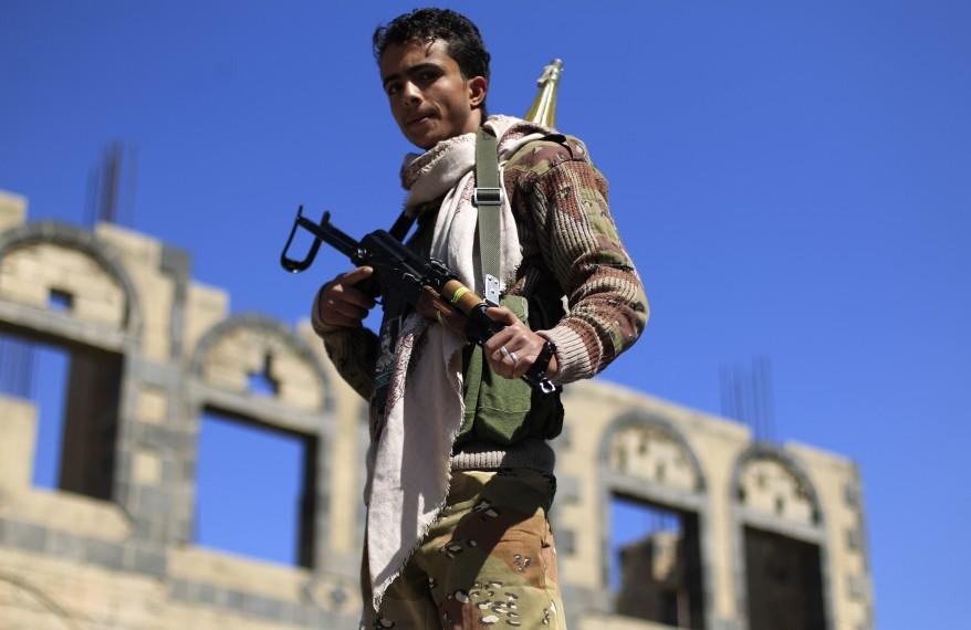 Yemen Sanaa Protests