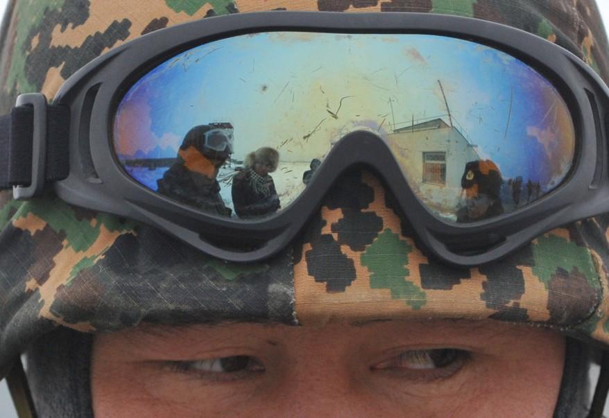 Kyrgyzstan US Military