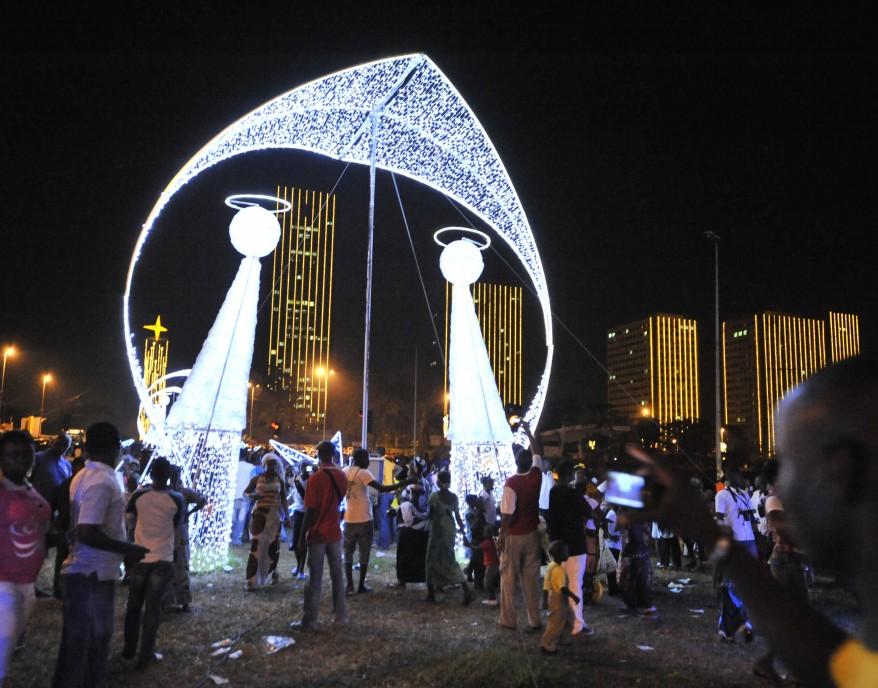 """Ivory Coast Christmas'"
