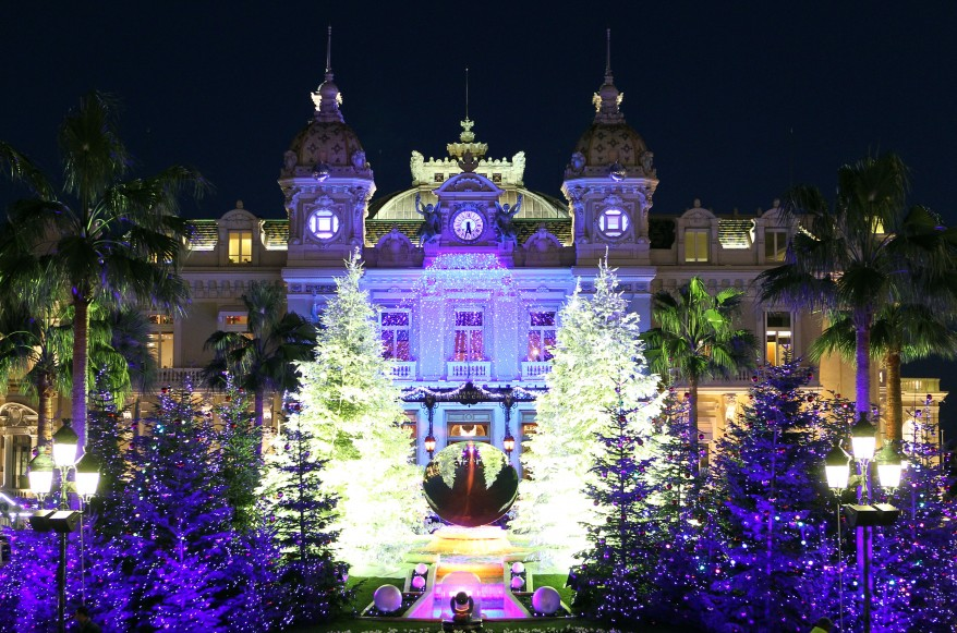 """Monaco Christmas Lights"""