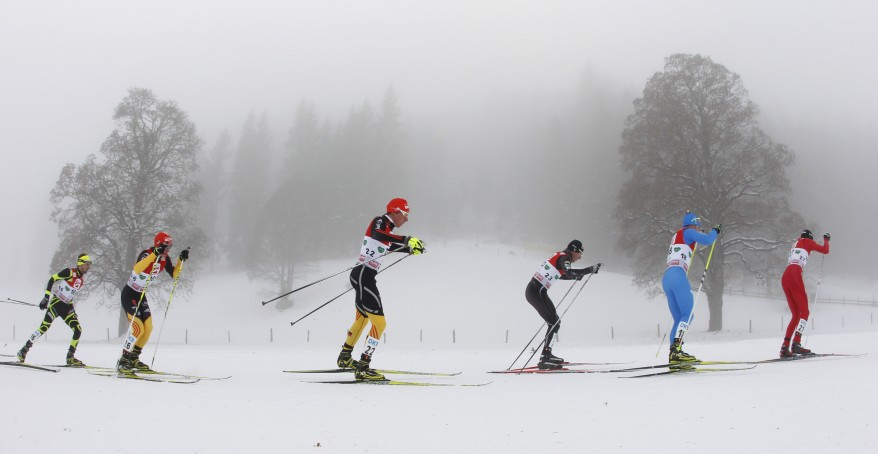 """Austria Nordic Combined World Cup"""