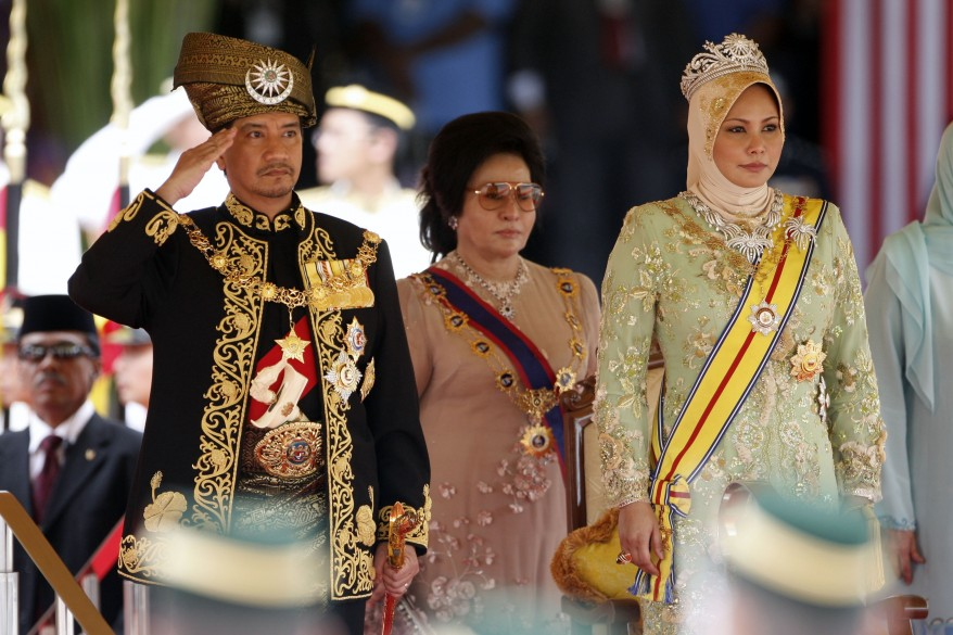 """""""Malaysia King Farewell"""""""