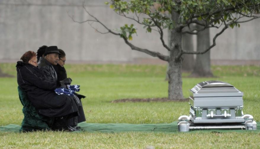 """""""Arlington Funeral Afghanistan"""""""