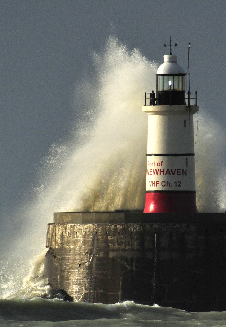 """Britain Lighthouse"""