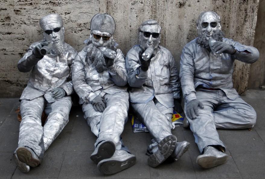 """Italy Street Artists"""