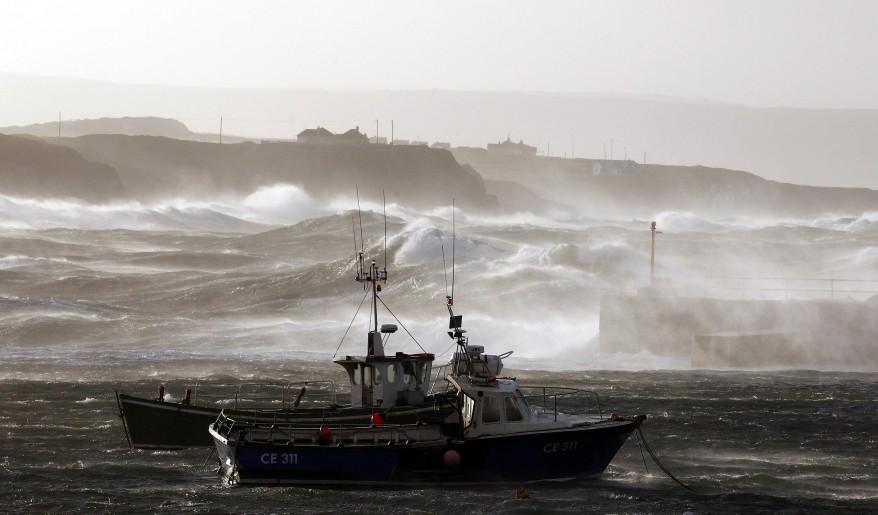 """Northern Irealand Storm"""
