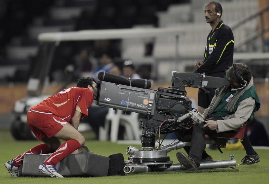 """""""Mideast Soccer"""""""