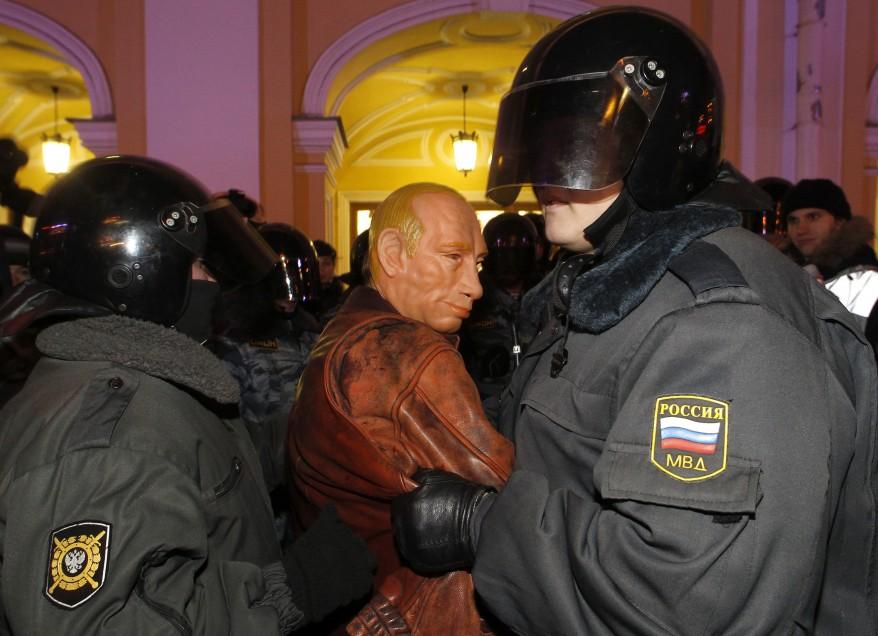 """""""Russia Protest"""""""